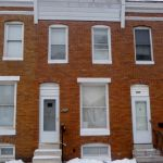 """Southwest Baltimore - Millhill Neighborhood"" Two Story Townhome"